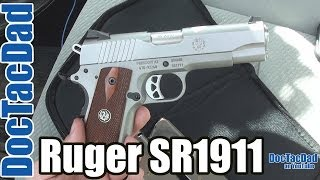 Ruger SR1911 Commander - Review