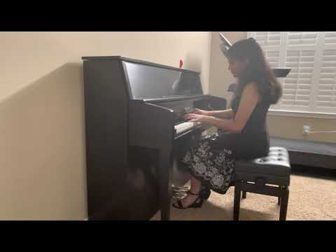 """Vandana perform """"Prelude and Fugue"""" by Bach for NFTA."""