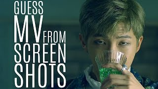 A Game Of K Pop: Guess MV From Screenshots