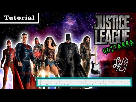 COME TOGETHER En Guitarra - Como Tocar La Canción De JUSTICE LEAGUE  En GUITARRA Explicación + Tabs Mp3