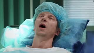 На троих 5 Сезон 9 Серия - Водитель - инструктор и тупая блондинка!