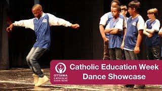 Dance Showcase - Catholic Education Week 2018