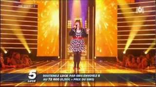 "Luce à Nouvelle Star - ""Gigi l'amoroso"" de Dalida (cover)"