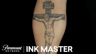 Emilys Bad Tattoo Karma - Ink Master: Redemption, Season 2