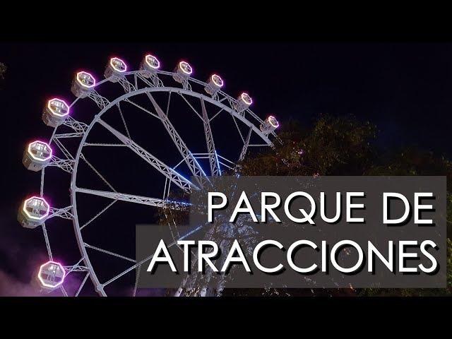 Parque de Atracciones en la Barceloneta