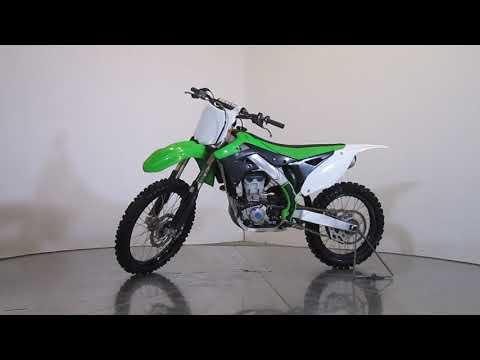 2014 Kawasaki KX™450F in Greenwood Village, Colorado