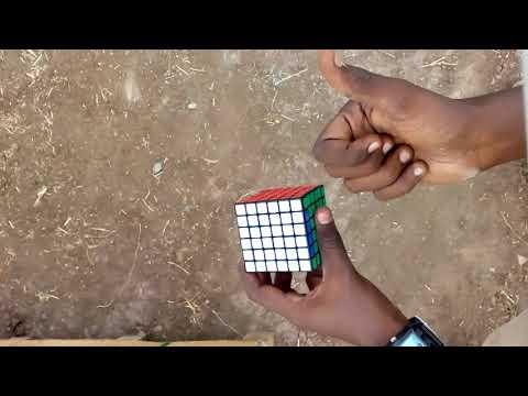 6x6 Last 2 corners Parity Quick Solve - смотреть онлайн на Hah Life