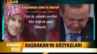 Başbakan Erdoğan'ı canlı yayında ağlatan Esma şiiri