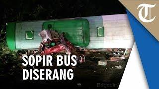 Kecelakaan Maut di Tol Cipali, Polisi: Sopir Diserang Penumpang hingga Keluar Jalur, 12 Orang Tewas
