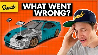The Incredible Tech that DOOMED the 300ZX