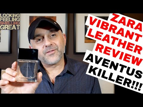 Zara Vibrant Leather Review | THE NEW AVENTUS KILLER!!! 💥💥💥