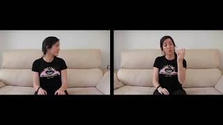 VIVIR (Rozalén & Estopa) - Canto + LSE (en modo espejo)
