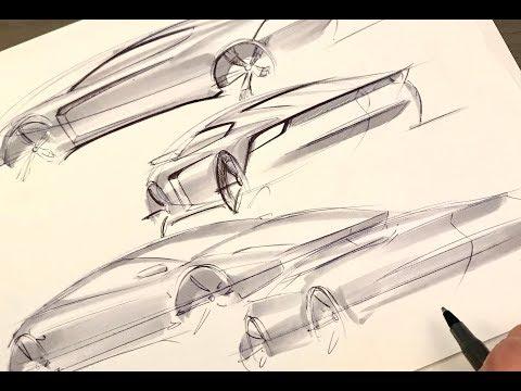 mp4 Automotive Sketch, download Automotive Sketch video klip Automotive Sketch