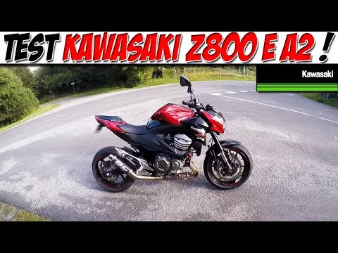KAWASAKI Z-800 E ABS FULL