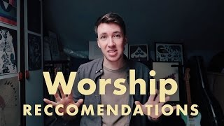 10 New Worship Artists You Should Listen To! // Vlog #28