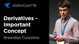 Derivatives - Important Concept. Simple to Grasp in Kotlin