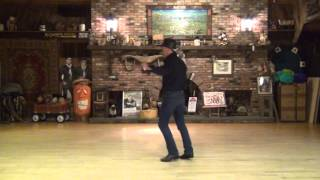Baby, I'm Right Line Dance Demo