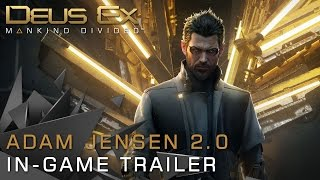 Deus Ex: Mankind Divided - Digital Standard Edition [PC DOWNLOAD] video