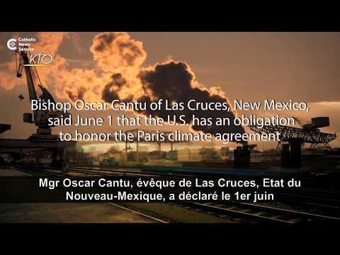 Accord de Paris - L'Eglise américaine réagit au retrait des USA