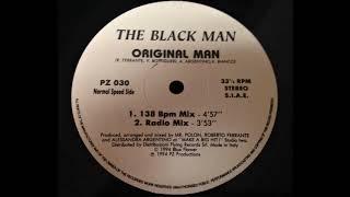 The Black Man - Original Man