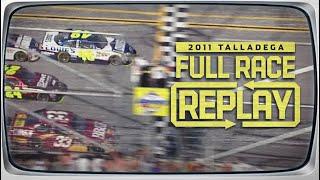 NASCAR Classic Race Replay: 2011 Aaron's 499   Talladega Superspeedway