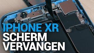 iPhone Xr scherm vervangen - FixjeiPhone.nl