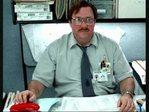 Just a moment | Office Space