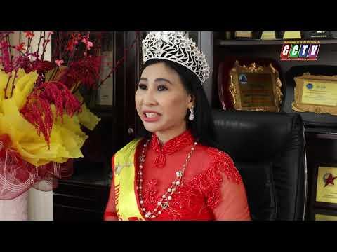 Á Hậu 1 Nguyễn Thị Hồng Nhung Wondera nói về Thần Tượng Doanh Nhân 2017