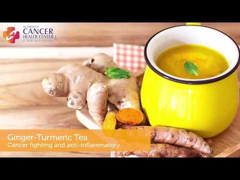 Immunity booster and Detox Teas - Cancer Healer Center