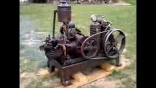 Unknown external ported 2-stroke engine