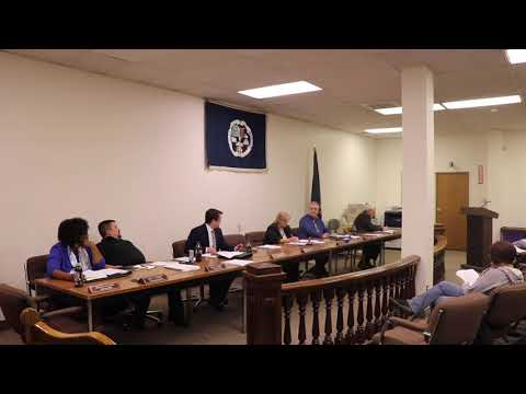 Monessen Council Meeting 3-28-2019