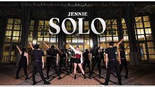 JENNIE (김제니) - SOLO Full Dance Cover by SoNE1