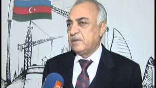 Azersun Holding Yönetim Kurulu Başkanı Abdülbari Güzelin konuşması