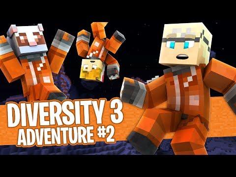 Minecraft Walkthrough - Diversity 3 - General Knowledge