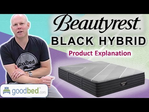 Beautyrest Black Hybrid Mattress Options EXPLAINED (VIDEO)