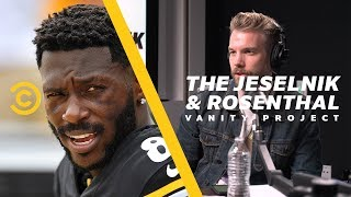 Anthony Has Some Common Ground with Antonio Brown - The Jeselnik & Rosenthal Vanity Project