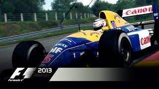 F1 2013 video