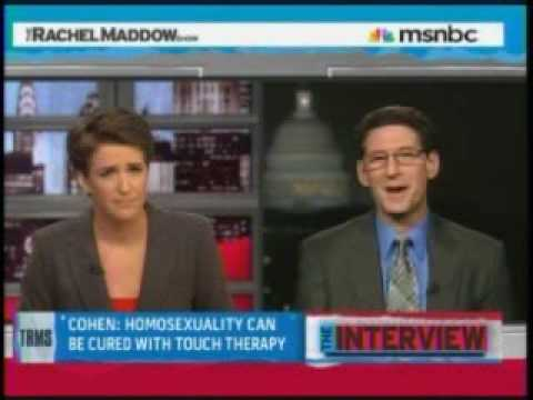 Rachel Maddow & Richard Cohen Interview (pt 2/2)