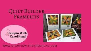 Quilt Builder Framelits