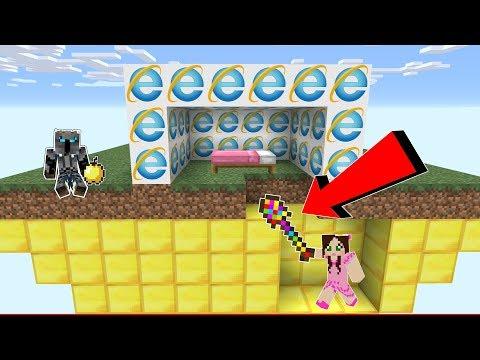 , title : 'Minecraft: *CRAZY* INTERNET LUCKY BLOCK BEDWARS! - Modded Mini-Game'