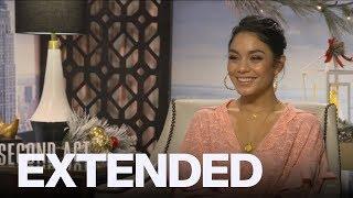 Vanessa Hudgens Talks