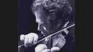 Perlman play's Rachmaninoff 's vocalise