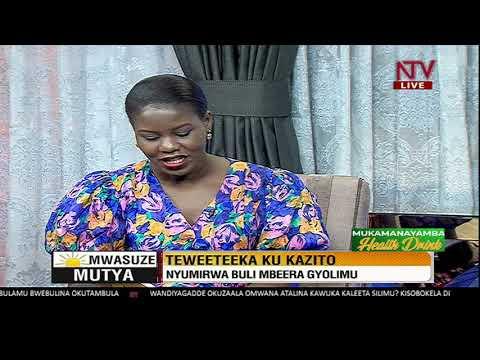 Mwasuze Mutya: Tweteeka nnyo ku Kazito, Nyumirwa buli mbeera gy'olimu