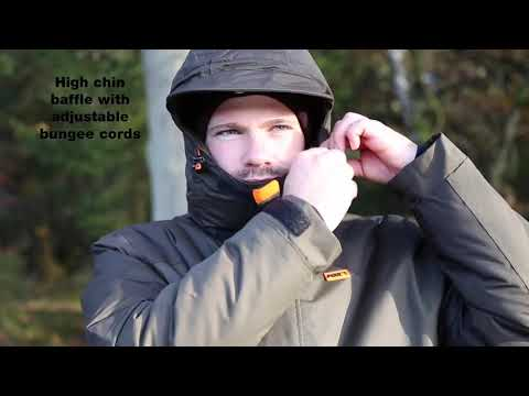 Fox Carp Thermo Winter Suit thermoruha szett (kabát + nadrág) videó