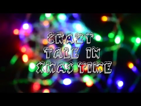 Scratchy Silence - Crazy Tale In Xmas Time (Official Music Video)