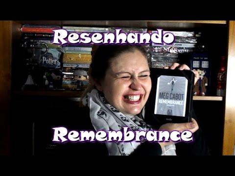 Resenhando: Remembrance (VEDA #5) || Larissa Siriani