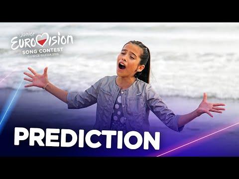 Junior Eurovision 2019 - Prediction