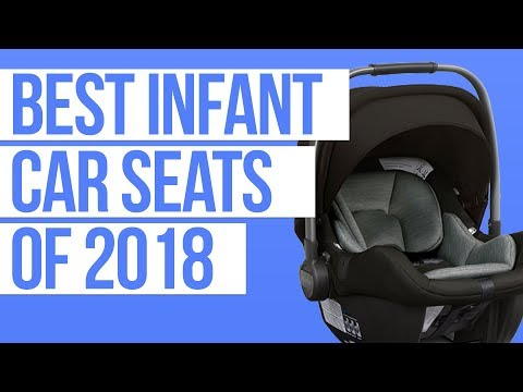 Best Infant Car Seats of 2018: Nuna Pipa, Pipa Lite, Doona, UPPAbaby Mesa, Cybex Cloud Q