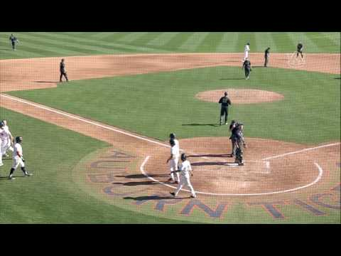 Auburn Baseball defeats George Washington, 4-3