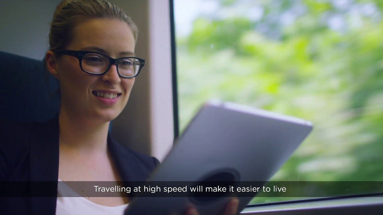 A Fast Rail Future for NSW